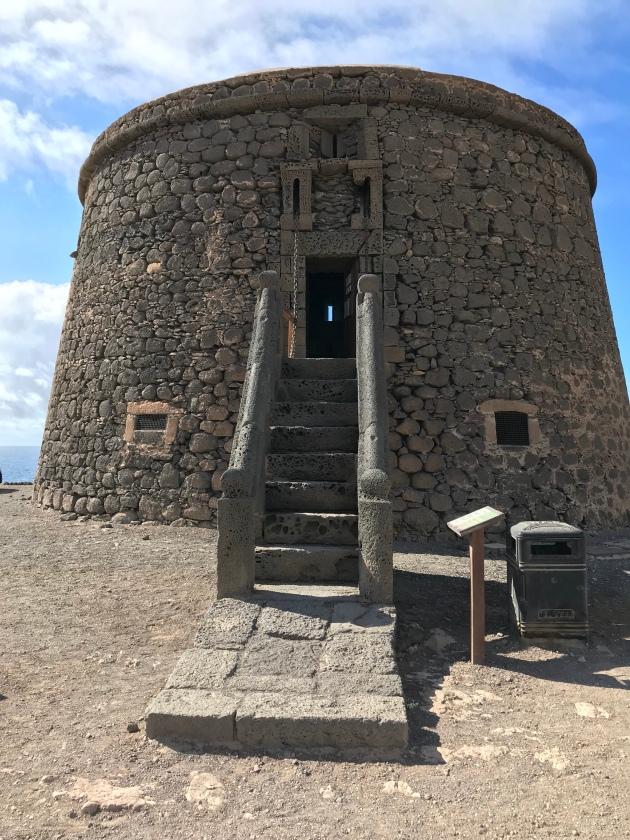 Castillo de Tostón, El Cotillo