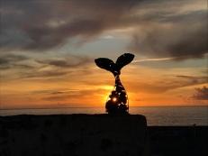 tramonto a cotillo