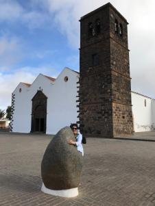 Iglesia de La Oliva