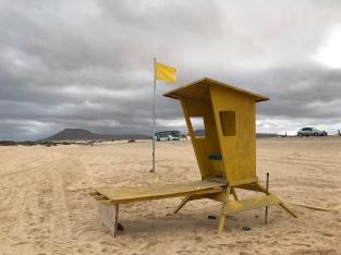 Corralejo, dune deserto