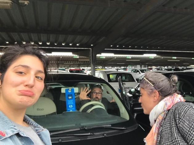 Addio macchina!!!!