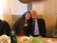 Camilla e Nonno Vincenzo